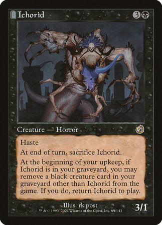 Ichorid [Torment] | Eastridge Sports Cards & Games