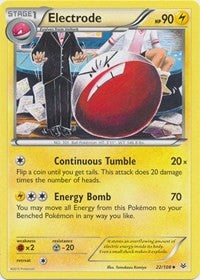 Electrode [XY - Roaring Skies] | Eastridge Sports Cards & Games