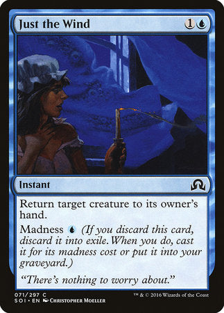 Just the Wind [Shadows over Innistrad] | Eastridge Sports Cards & Games
