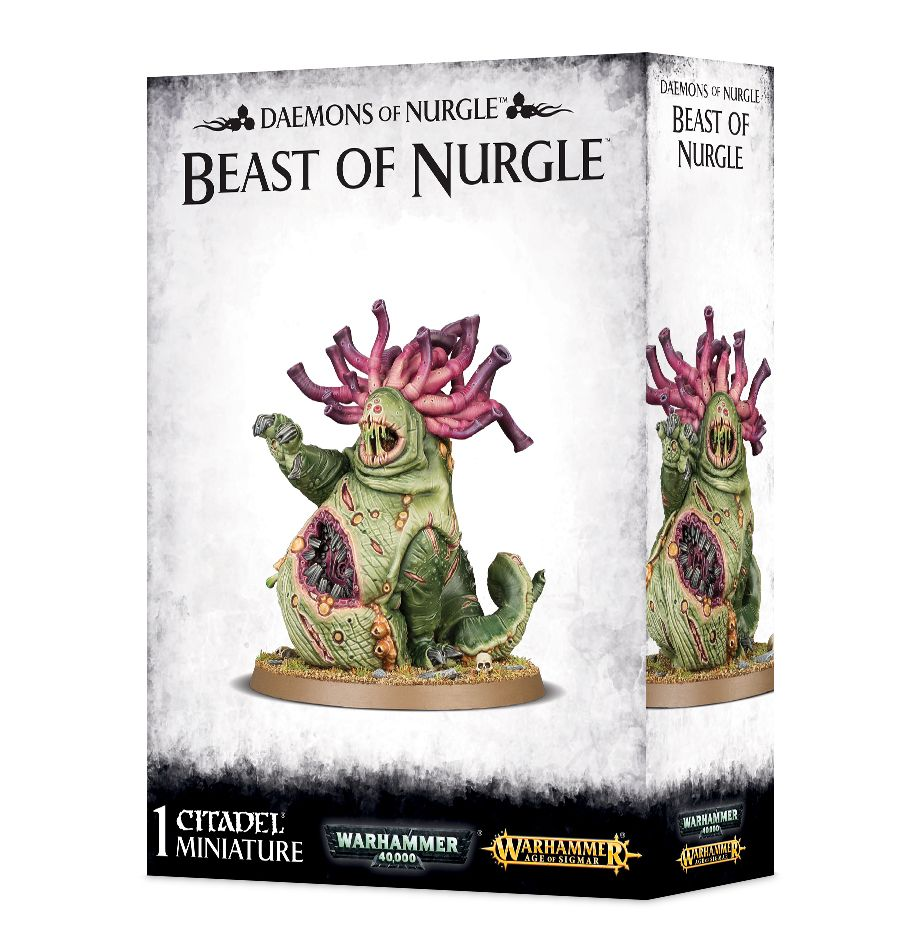 Beast of Nurgle | Eastridge Sports Cards & Games