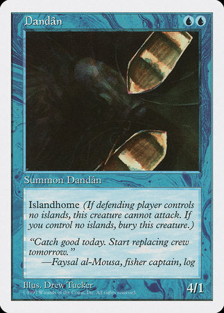 Dandan [Fifth Edition] | Eastridge Sports Cards & Games