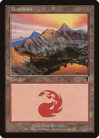 Mountain (346) [Odyssey] | Eastridge Sports Cards & Games