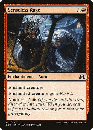 Senseless Rage [Shadows over Innistrad] | Eastridge Sports Cards & Games
