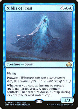 Niblis of Frost [Eldritch Moon Promos] | Eastridge Sports Cards & Games