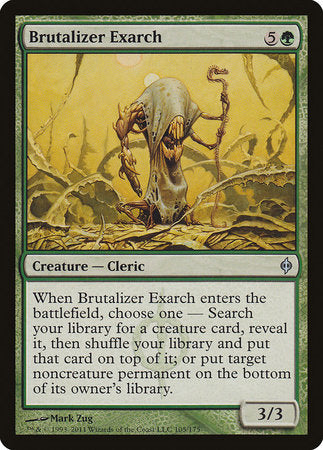 Brutalizer Exarch [New Phyrexia] | Eastridge Sports Cards & Games