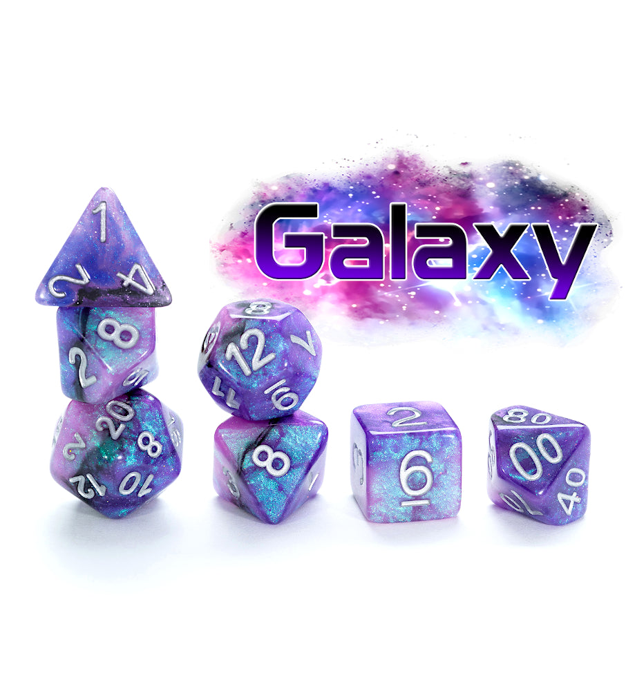 Aether Dice - Galaxy | Eastridge Sports Cards & Games