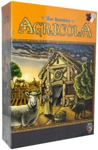 Agricola - Revised Edition | Eastridge Sports Cards & Games