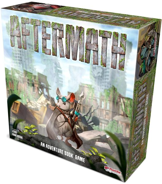 Aftermath: An Adventure Book Game | Eastridge Sports Cards & Games