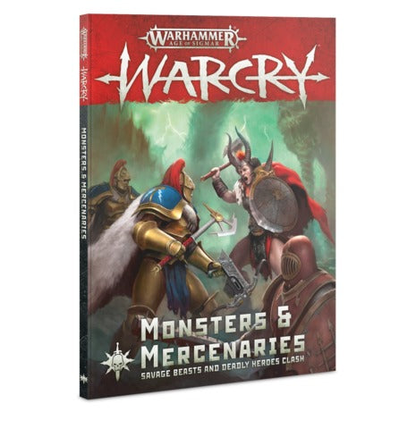 Warcry: Monsters & Mercenaries | Eastridge Sports Cards & Games