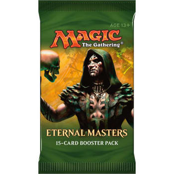 Eternal Masters - Booster Pack | Eastridge Sports Cards & Games