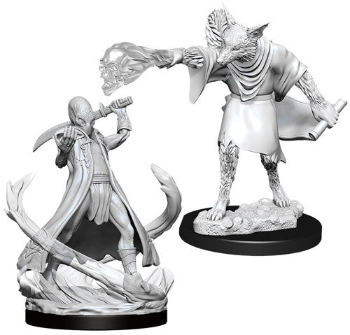 D&D Nolzur's Marvelous Unpainted Miniatures: Arcanaloth and Ultroloth | Eastridge Sports Cards & Games