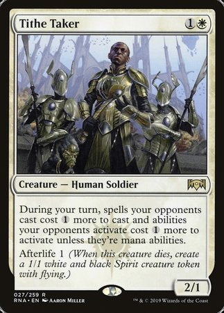 Tithe Taker [Ravnica Allegiance] | Eastridge Sports Cards & Games