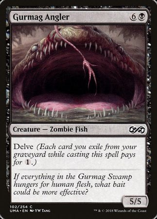 Gurmag Angler [Ultimate Masters] | Eastridge Sports Cards & Games