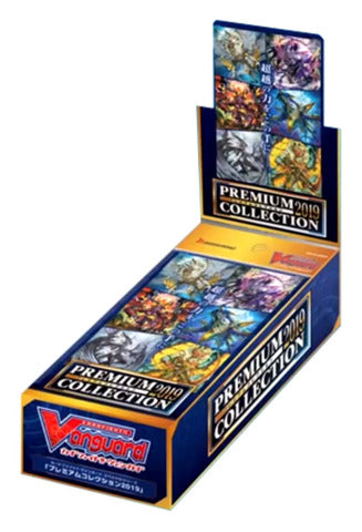 Cardfight!! Vanguard Premium Collection 2019 Special Series Booster Box | Eastridge Sports Cards & Games