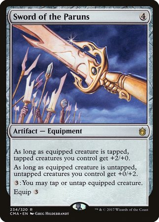 Sword of the Paruns [Commander Anthology] | Eastridge Sports Cards & Games