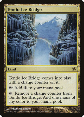 Tendo Ice Bridge [Betrayers of Kamigawa] | Eastridge Sports Cards & Games