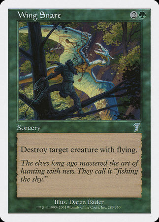 Wing Snare [Seventh Edition] | Eastridge Sports Cards & Games