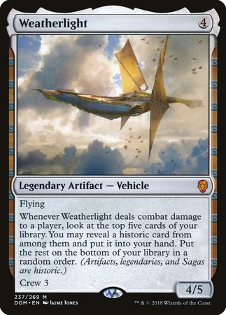 Weatherlight [Dominaria] | Eastridge Sports Cards & Games