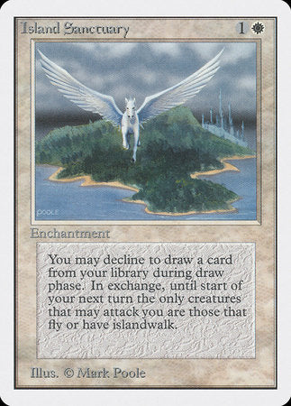 Island Sanctuary [Unlimited Edition] | Eastridge Sports Cards & Games