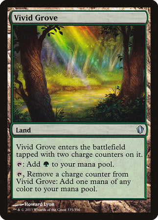 Vivid Grove [Commander 2013] | Eastridge Sports Cards & Games