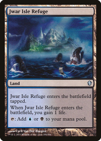 Jwar Isle Refuge [Commander 2013] | Eastridge Sports Cards & Games