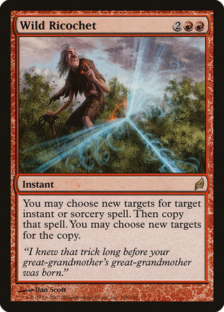 Wild Ricochet [Lorwyn] | Eastridge Sports Cards & Games