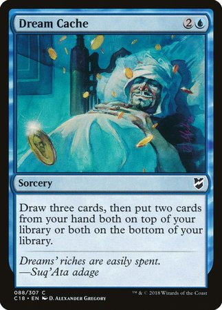 Dream Cache [Commander 2018] | Eastridge Sports Cards & Games