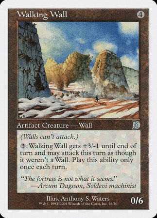 Walking Wall [Deckmasters] | Eastridge Sports Cards & Games