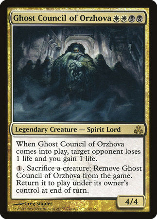 Ghost Council of Orzhova [Guildpact] | Eastridge Sports Cards & Games