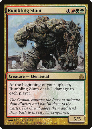 Rumbling Slum [Guildpact] | Eastridge Sports Cards & Games