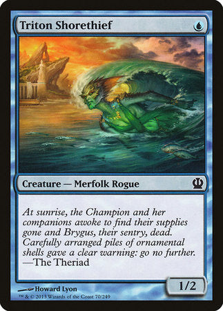 Triton Shorethief [Theros] | Eastridge Sports Cards & Games