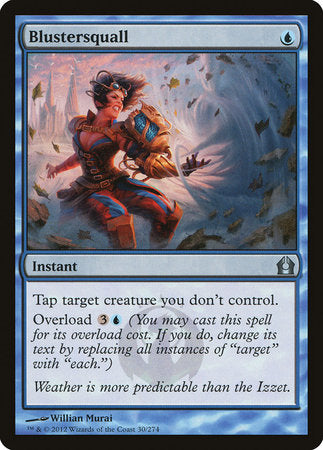 Blustersquall [Return to Ravnica] | Eastridge Sports Cards & Games