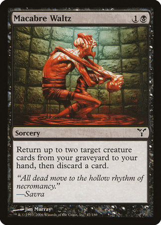 Macabre Waltz [Dissension] | Eastridge Sports Cards & Games
