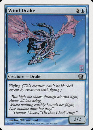 Wind Drake [Eighth Edition] | Eastridge Sports Cards & Games