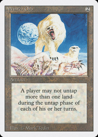 Winter Orb [Revised Edition] | Eastridge Sports Cards & Games