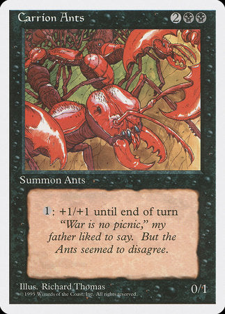 Carrion Ants [Fourth Edition] | Eastridge Sports Cards & Games