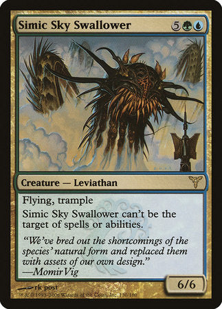 Simic Sky Swallower [Dissension] | Eastridge Sports Cards & Games