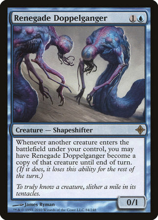 Renegade Doppelganger [Rise of the Eldrazi] | Eastridge Sports Cards & Games