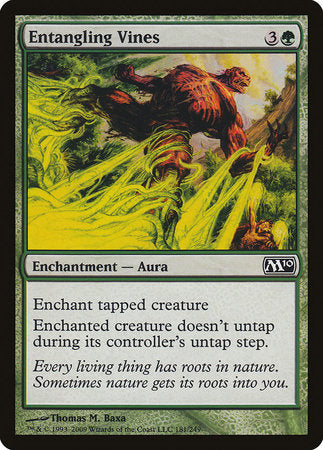 Entangling Vines [Magic 2010] | Eastridge Sports Cards & Games