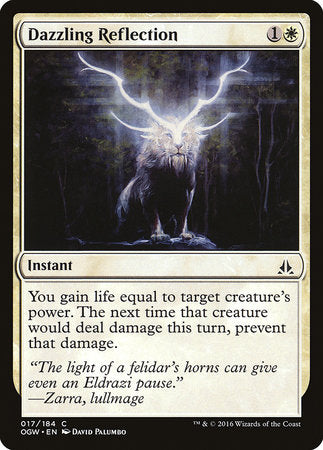 Dazzling Reflection [Oath of the Gatewatch] | Eastridge Sports Cards & Games