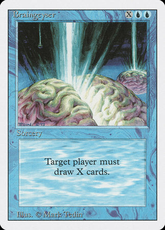 Braingeyser [Revised Edition] | Eastridge Sports Cards & Games