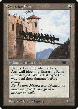 Battering Ram [Antiquities] | Eastridge Sports Cards & Games