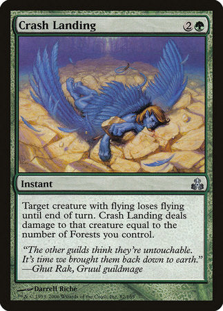Crash Landing [Guildpact] | Eastridge Sports Cards & Games