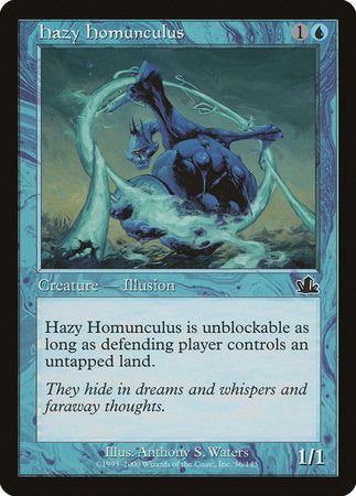 Hazy Homunculus [Prophecy] | Eastridge Sports Cards & Games