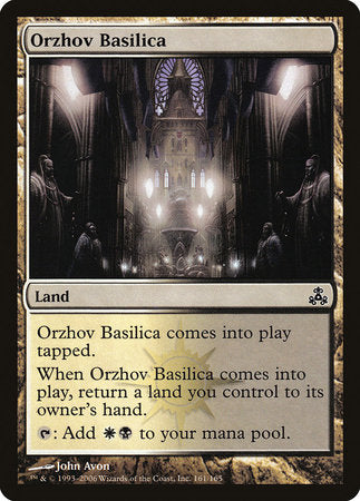 Orzhov Basilica [Guildpact] | Eastridge Sports Cards & Games