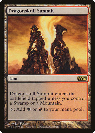 Dragonskull Summit [Magic 2012] | Eastridge Sports Cards & Games