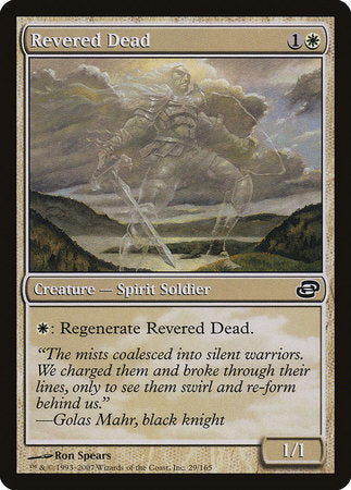Revered Dead [Planar Chaos] | Eastridge Sports Cards & Games