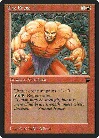 The Brute [Legends] | Eastridge Sports Cards & Games