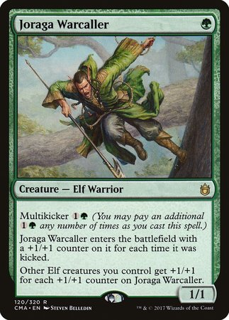 Joraga Warcaller [Commander Anthology] | Eastridge Sports Cards & Games