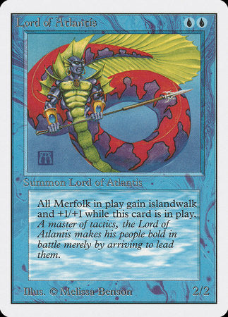 Lord of Atlantis [Unlimited Edition] | Eastridge Sports Cards & Games